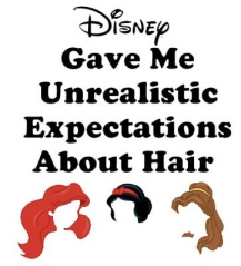 Disney Unrealistic Expectations