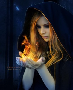 fire-in-hand-magic-fantasy-wallpaper