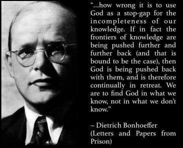 Bonhoeffer-God-of-Gaps