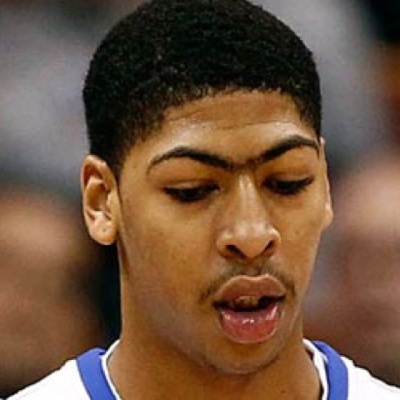 I have a hard time believing that God doesn't approve of the NBA's Anthony Davis's unibrow.  The former Kentucky star now plays for the New Orleans Pelicans.