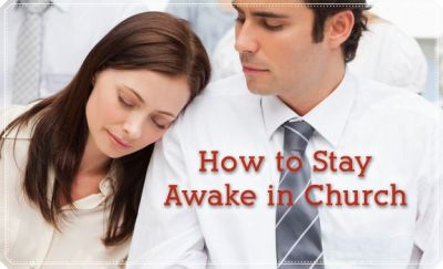 stay-awake-in-church