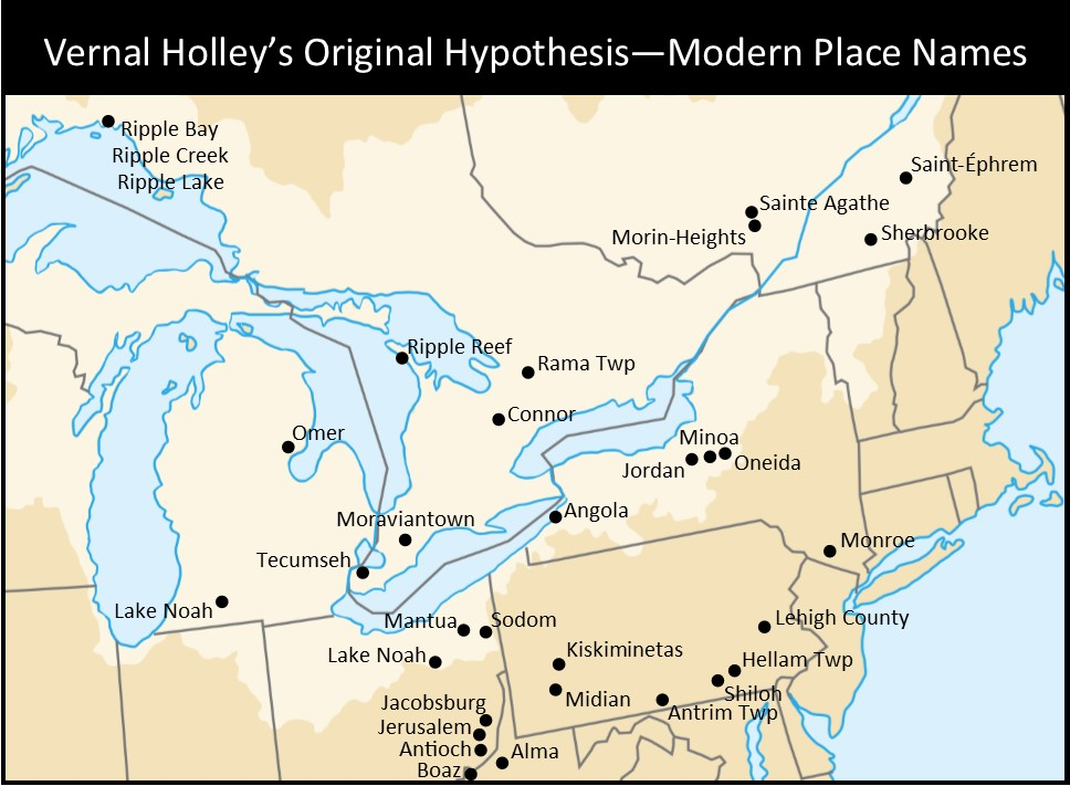 Want to Debunk or Defend the Vernal Holley Maps? We've Got