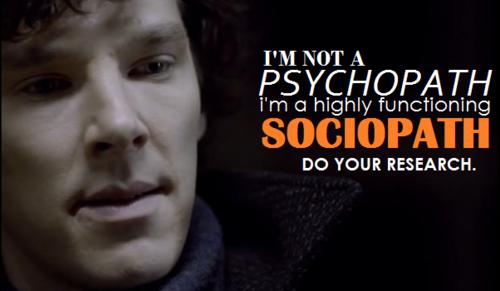 Do sociopaths have low self esteem