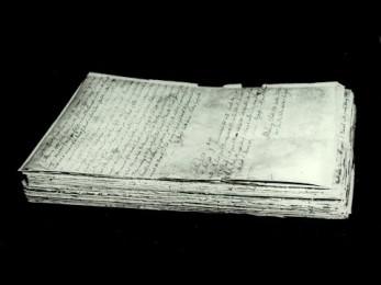 Printers manuscript