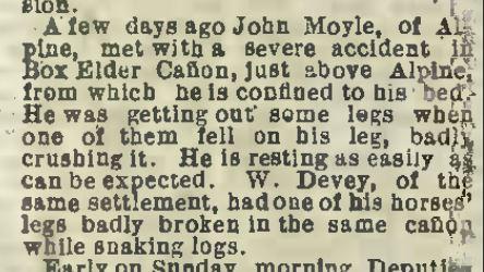 John Moyle - Deseret News