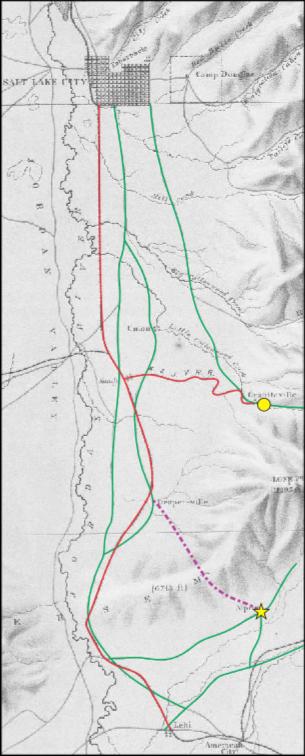 John Moyle - Map