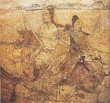 220px-Riders_on_Horseback,_Northern_Qi_Dynasty