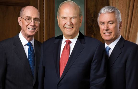 new first presidency for lds church wheat tares. Black Bedroom Furniture Sets. Home Design Ideas