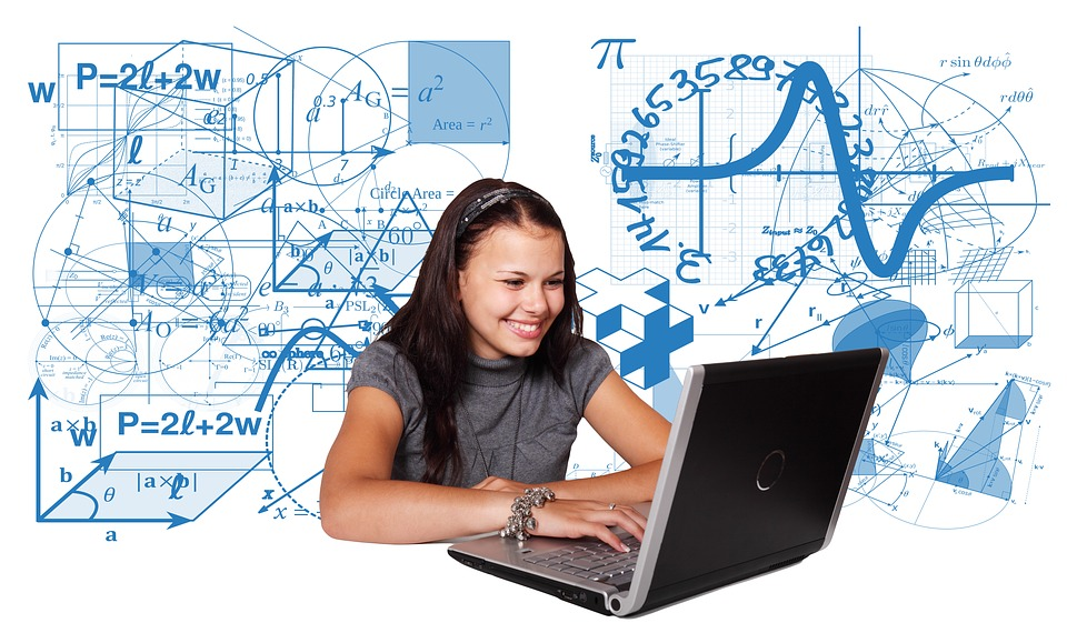"""Let\'s Talk About That BYU """"Women in Math"""" Poster – Wheat & Tares"""
