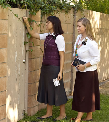 Why Don't More Women Serve Missions? – Wheat & Tares
