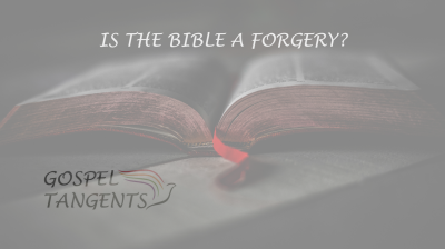 Sandra Tanner describes her understanding of biblical forgeries, literalism, and criticism.