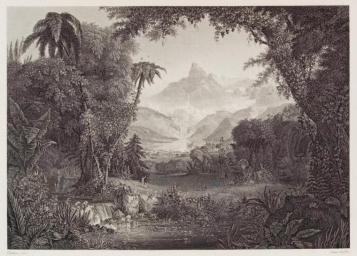 Garden of Eden illustration