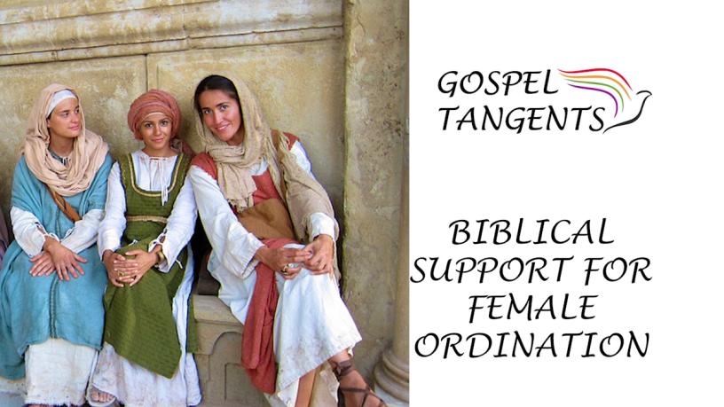 The Bickertonite Church has been ordaining women since Civil War times.