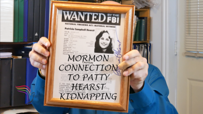 Many Mormons serve in the FBI, and one arrested Patty Hearst after she was kidnapped.
