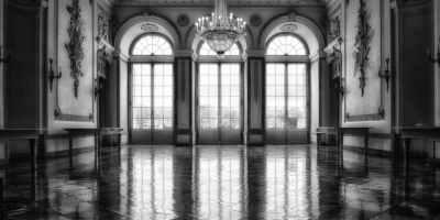 big room in mansion
