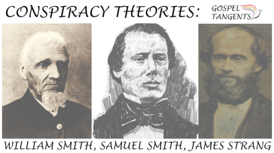 Is it possible Samuel Smith was poisoned? Is Sidney RIgdon under-appreciated?