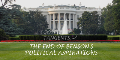 President Benson made a run for the White House with segregationists Strom Thurmond and George Wallace. Matt Harris tells more in his new book on Benson: https://amzn.to/2EHTklK