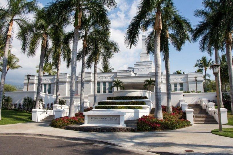 Konda Hawaii Temple of the Church of Jesus Christ of Latter-day Saints